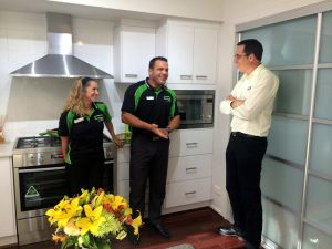 Tweed Heads Franchise Owners Matt & Nicky Lowson
