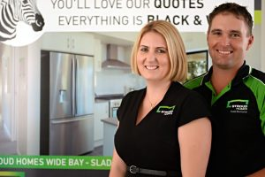 Slade & Aletha Walters - Stroud Homes Wide Bay