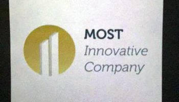 Most Innovative Company Award